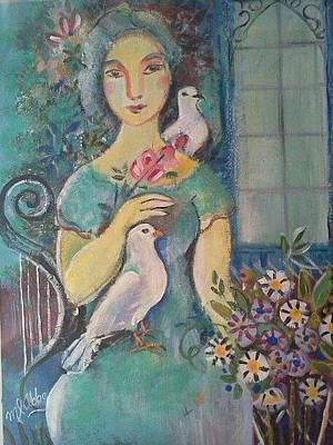 Painting - Mother's Day by Marlene LAbbe