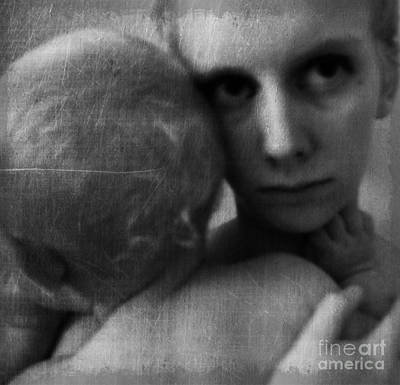 Photograph - Mother's Imbrace by Samantha Radermacher