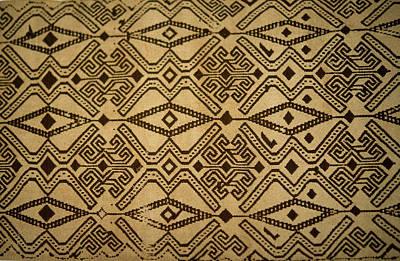 18th Century Photograph - Motif From Antique Asian Textile (pr by Jaina Mishra