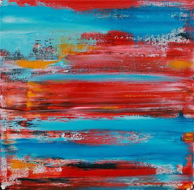 Painting - Motion by Dan Koon