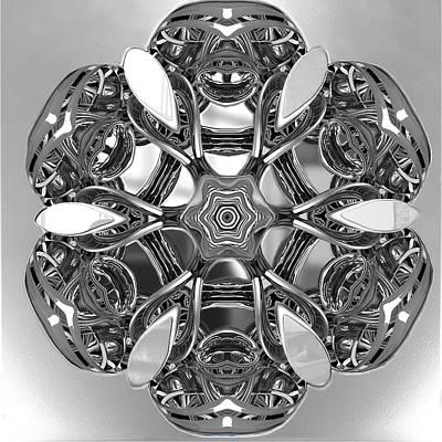 Digital Art - Motor by Kamou Fleur