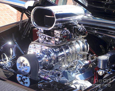 Photograph - Motor Power by Gregory Dyer
