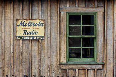 Music Figurative Potraits - Motorola by Richard Malin