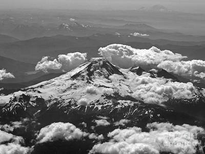 Art Print featuring the photograph Mount Baker by Inge Riis McDonald
