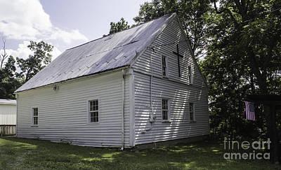 Mosby Photograph - Mount Carmel Church by Arlene Carmel