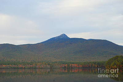 Photograph - Mount Chocorua by Eunice Miller
