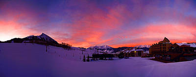 Photograph - Mount Crested Butte 2 by Raymond Salani III