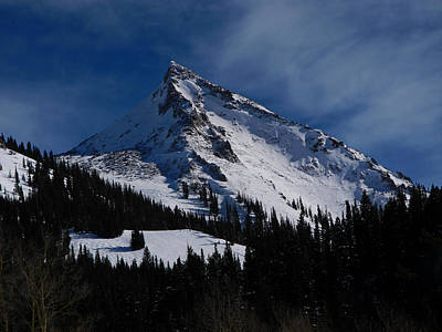 Photograph - Mount Crested Butte  by Raymond Salani III