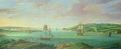 Mount Edgcumbe Art Print by Banfield