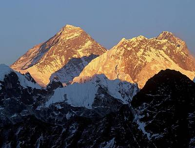 Everest Wall Art - Photograph - Mount Everest by David Woodfall Images/science Photo Library