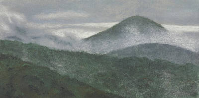 Buffalo River Painting - Mount Judea by Garry McMichael