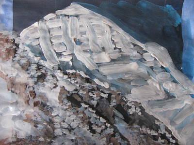 Painting - Mount Kailash by Vikram Singh