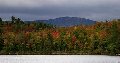 Mount Monadnock Fall 2013 View 2 Art Print