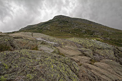 Photograph - Mount Monroe by Jemmy Archer