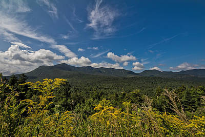 Photograph - Mount Osceola by Jemmy Archer