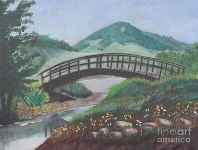 Mount Otis Art Print