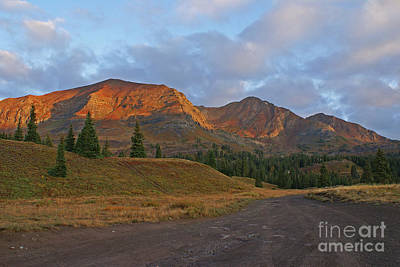 Photograph - Mount Owen Sunrise by Kelly Black