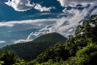 Photograph - Mount Pisgah by Randy Scherkenbach