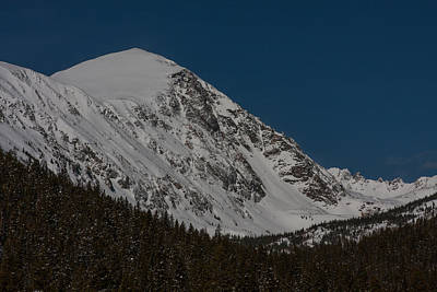 Photograph - Quandary Peak by Peter Skiba