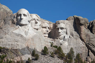 Photograph - Mount Rushmore by Scott Sanders