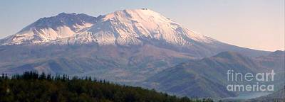 Photograph - Mount Saint Helens Spirit by Susan Garren