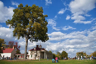 Photograph - Mount Vernon Day by Terry Rowe