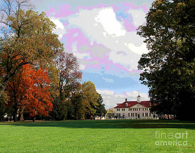Photograph - Mount Vernon by Larry Oskin