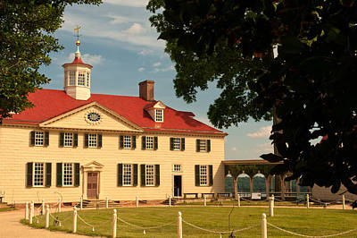 Photograph - Mount Vernon by Paul Mangold