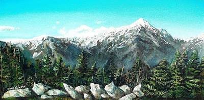Painting - Mount Washington by Shana Rowe Jackson