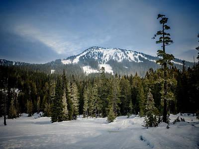 British Holiday Parks Photograph - Mount Washington Slopes by James Wheeler