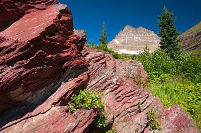 Photograph - Mount Wilbur by Steve Stuller