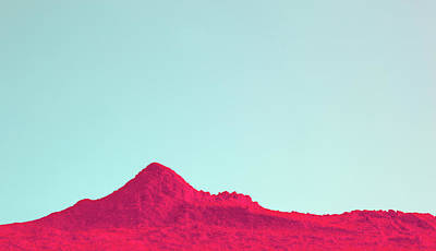 Photograph - Mountain by Anna Pogossova