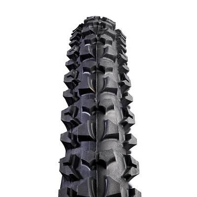 Mountain Bike Tyre Art Print
