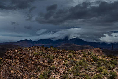 Smokey Sky Photograph - Mountain Blanket by Bill Cantey