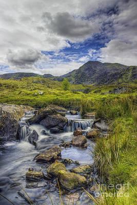 Photograph - Mountain Breeze by Ian Mitchell