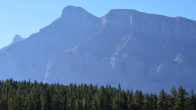 Photograph - Mountain Contrasts by Cheryl Miller