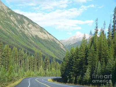 Mountain Cruise Art Print by Christian Mattison