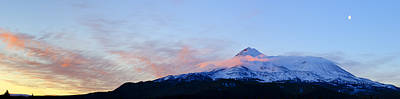 Photograph - Mountain Dawn by Loree Johnson
