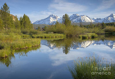 Photograph - Mountain Daydream by Idaho Scenic Images Linda Lantzy