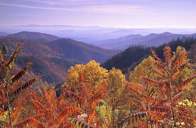 Photograph - Mountain Fall by Jim Dollar