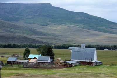 Mountain Farm Original by Nelson Skinner