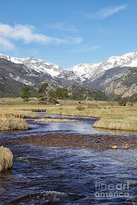Photograph - Mountain Flow by Erika Weber