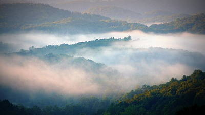 Ps I Love You - Mountain Fog by Paul Wilford
