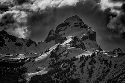 Photograph - Mountain Highlights by Joan Herwig