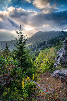 Mountain Interlude Art Print by Rob Travis