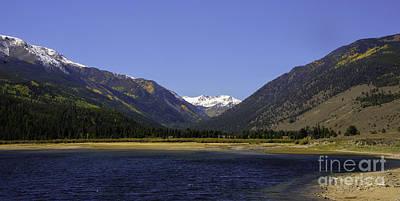 Photograph - Mountain Lake  by David Waldrop