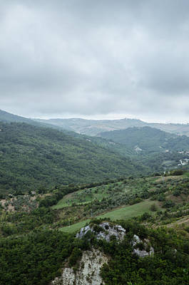 Photograph - Mountain Landscape Of Italy by Andrea Mazzocchetti