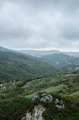 Photograph - Mountain Landscape Of Italy by Andrea Mazzocchetti