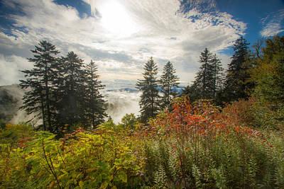 Photograph - Mountain Light by Doug McPherson