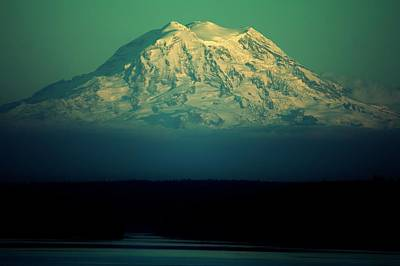 Photograph - Mountain Majesty by Benjamin Yeager